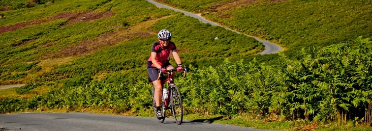 Sutton Bank bikes