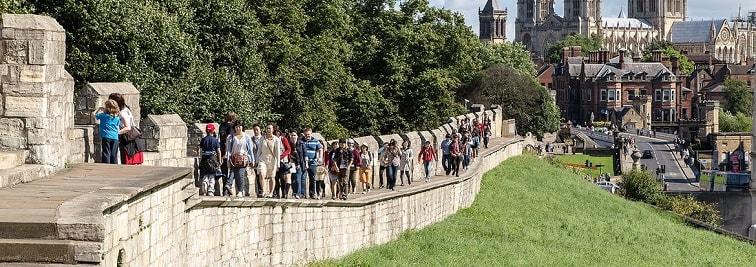 York walk