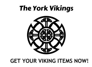 THE YORK VIKINGS LOGO