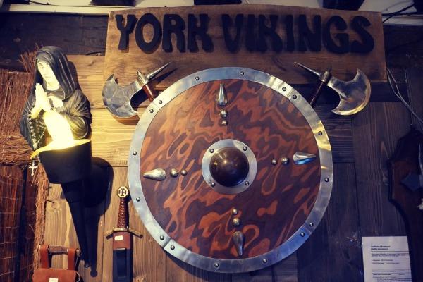 The York Vikings
